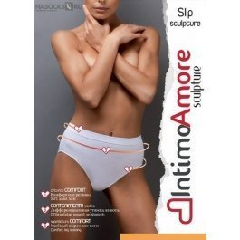 Трусы женские утягивающие IntimoAmore seamless Slip sculpture maxi