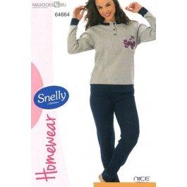 Купить Пижама женская Snelly 64664