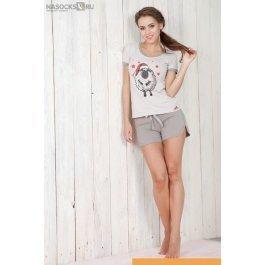Купить к-т (футболка+шорты) NicClub Happy 1403