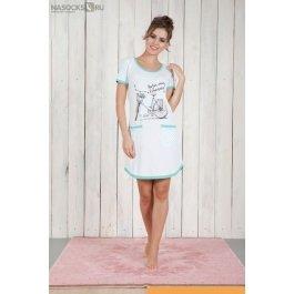 Купить Платье домашнее NicClub Francese 1406