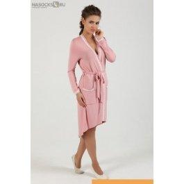 Купить халат жен. NicClub Elegante casa 1404