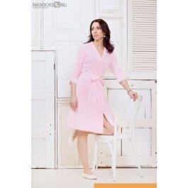 Купить халат средней длины NicClub Felicita 1404