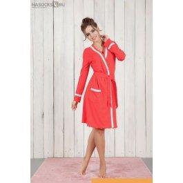 Купить халат средней длины NicClub Francese 1407