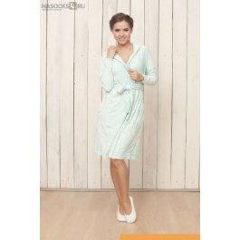 Купить халат средней длины NicClub Rosita 1402