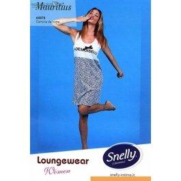 Платье домашнее женское Snelly 64878