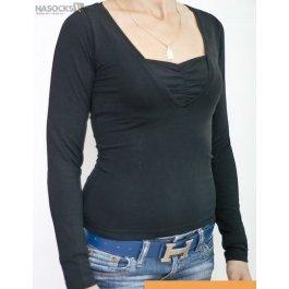 Купить футболка жен. с дл.рук. LIANA 211114RU