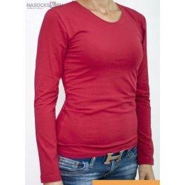 Купить футболка жен. с дл.рук. LIANA 211415-1RU