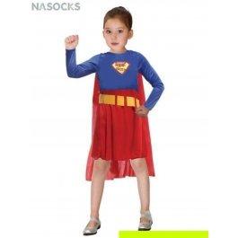 Купить костюм карнавальный для девочек (Суперменша) Charmante GCH-1155