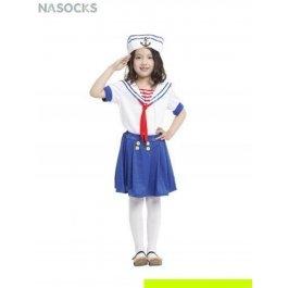 Купить костюм карнавальный для девочек (Морячка-матрос) Charmante GCH-1158