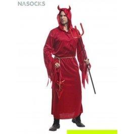 Купить костюм карнавальный для мужчин (Злой дьявол в красном) Charmante MCH-1004