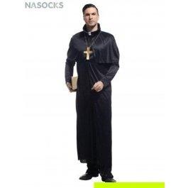 Купить костюм карнавальный для мужчин (Священник) Charmante MCH-1014