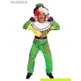Купить костюм карнавальный для мужчин (Клоун) Charmante MCH-1030