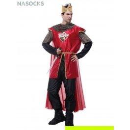 Купить костюм карнавальный для мужчин (Король в красном) Charmante MCH-1050