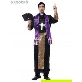 Купить костюм карнавальный для мужчин (Епископ) Charmante MCH-1053