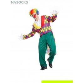 Костюм карнавальный мужской (Клоун) Charmante MCH-1088