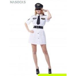 Купить костюм карнавальный для женщин (Летчик-капитан) Charmante WCH-1078