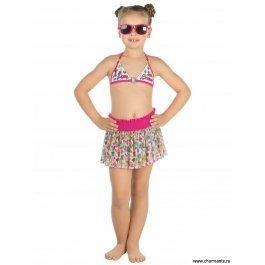 Купить Купальник для девочек (бюст, плавки, юбка) Charmante GMU 051603 Kiwi
