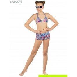 Купальник для девочек (бюст, плавки, шорты) Charmante YMН 101603 Adeline