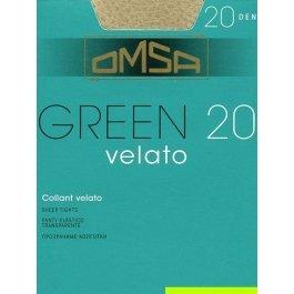 Колготки Omsa GREEN 20 женские, моделирующие, 20 den