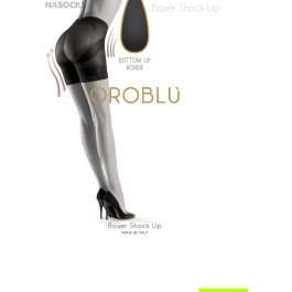 Шорты Oroblu Boxer Shock Up 40 den Maxi женские, моделирующие