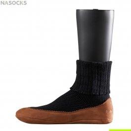 Носки-тапочки для дома мужские FALKE Cottage Sock Short sock Falke 14033