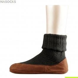 Носки-тапочки для дома женские FALKE Cottage Sock Slippers Falke 47479