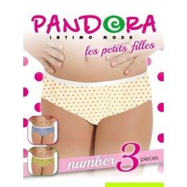Трусы слипы Pandora PD 61504 (3 шт.)