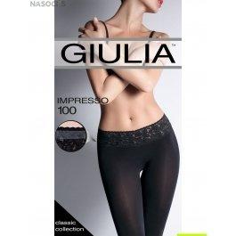 Колготки теплые Giulia IMPRESSO 100