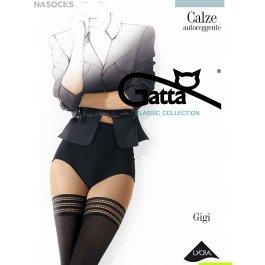 Чулки женские под пояс Gatta Classic Venus 20 den