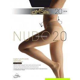 Распродажа колготки женские OMSA Nudo 20 den Vita Bassa