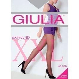 Распродажа колготки Giulia EXTRA 40 XL женские, массажные, большого размера
