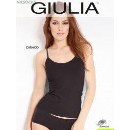 Распродажа майка женская Giulia CARACO, бесшовная на тонких бретелях