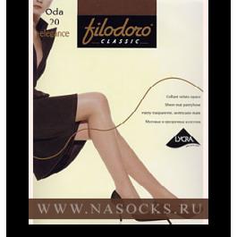 Распродажа колготки женские повседневные Filodoro Oda 20 den Elegance