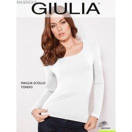 Кофта бесшовная Giulia MAGLIA SCOLLO TONDO MANICA LUNGA