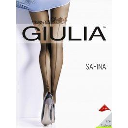 Колготки фантазийные, стрелка сзади Giulia SAFINA 05