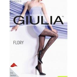 Колготки фантазийные Giulia FLORY 10