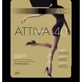 Купить Распродажа колготки OMSA Attiva 40 den женские компрессионные