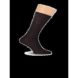 Носки мужские с фактурным рисунком, пряжа Super Soft Lorenz Е8