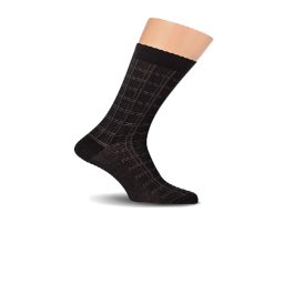 Носки мужские с рисунком, хлопок 80% Lorenz К16