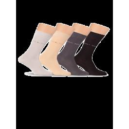 Носки мужские с рисунком, хлопок 80% Lorenz К3
