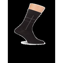 Носки мужские с лайкрой, с рисунком Lorenz К10Л