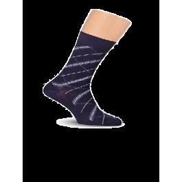 Носки мужские с лайкрой, с рисунком Lorenz К12Л
