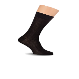 Носки мужские из хлопка и мерсеризованной шерсти Lorenz В25
