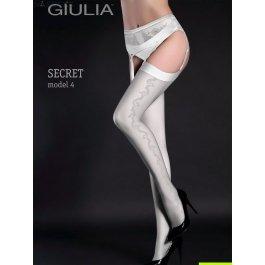 Чулки Giulia SECRET 04 чулки