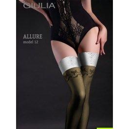 Чулки Giulia ALLURE 12 чулки