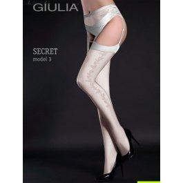 Чулки Giulia SECRET 03 чулки