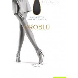 Колготки женские супер-тонкие, Oroblu Make Up 10 den
