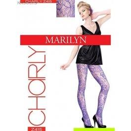 Колготки Marilyn CHARLY 415 40 den женские, ажурные