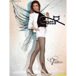 Колготки женские с имитацией татуировки Gatta TATOO 22