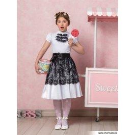 Купить комплект для девочек (топ, юбка) Charmante PRGk061615